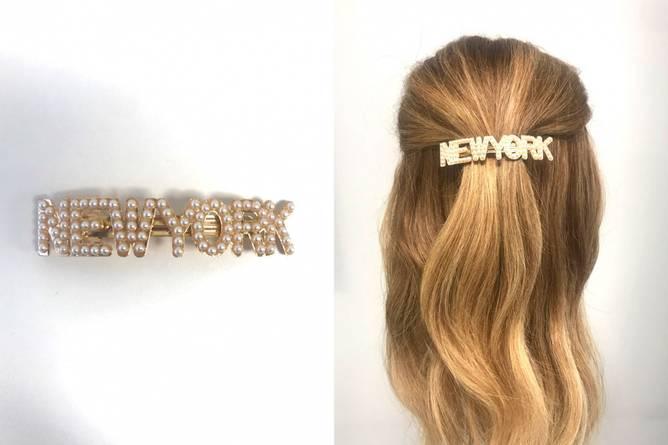 Bilde av ZG Spell Me Hairpin New York